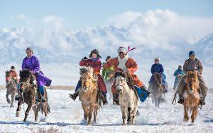 Отдых с детьми в Монголии