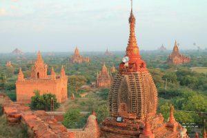 Почти незнакомая Мьянма