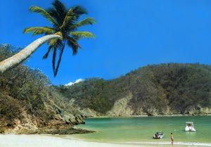 Коста-Рика - богатый берег