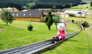 Отдых с детьми в Словакии