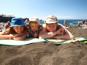 Отдых с детьми на Тенерифе