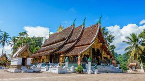 Отдых с детьми в Лаосе