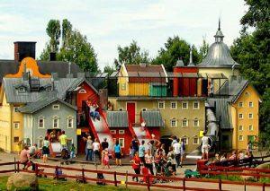 Отдых с детьми в Швеции