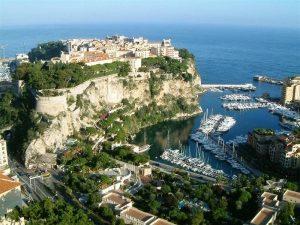 Монако - крошечное государство