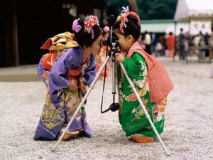 Отдых с детьми в Японии